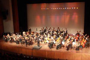 Orquesta Filarmónica Juvenil del Café
